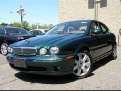 2004 Jaguar X-Type Sport-Edition