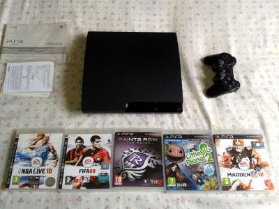 Play Station 3 Slim 160Go