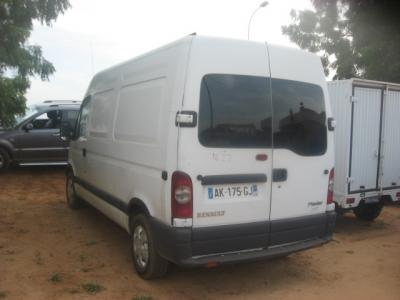 masther renault 2l5 dci 2006 grand volume
