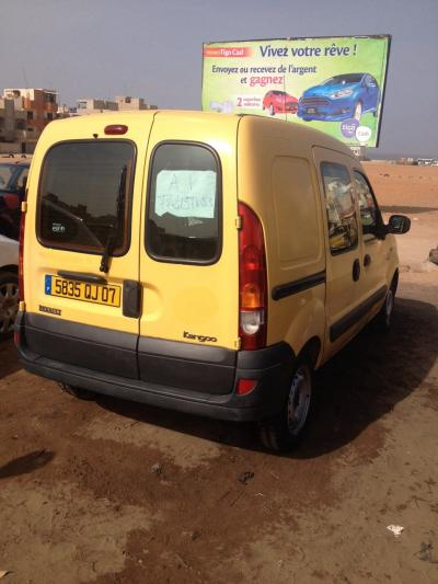 Renault Kangoo excellente occasion