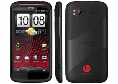 HTC Sensation XE beatsaudio