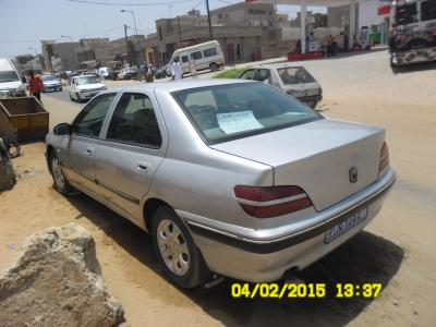 voitures : vente 406 diesel climatiser rien a faire à dakar