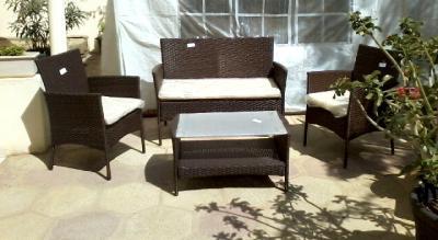 Ameublement : salon de jardin 4places neuf à Dakar - Petites ...