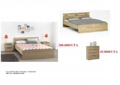 ameublement dakar a vendre meuble chambre a coucher petites annonces gratuites au s n gal. Black Bedroom Furniture Sets. Home Design Ideas