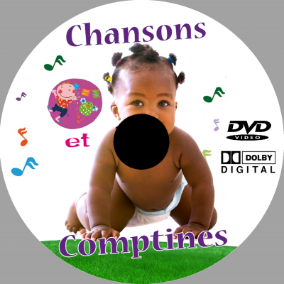 DVD Video chansons et comptines