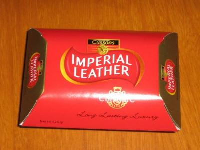 savon leather imperial