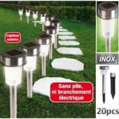 Bricolage Jardinage > Dakar > Lampes solaires de jardin - Petites ...