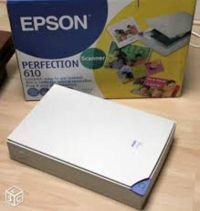 Scanner EPSON Perfection 610