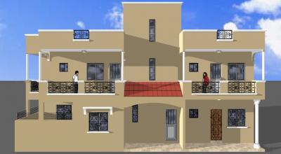 plan maison dakar