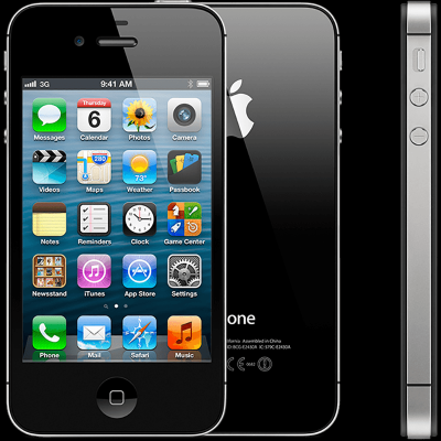 iPhone 4S simlocké