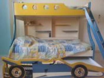 Ameublement dakar un lit trois en un pour enfant vendre petites - Lit baldaquin a vendre ...