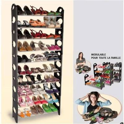 etagere chaussures 30 PAIRS