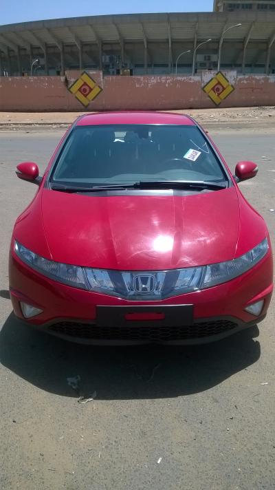 Belle Honda Civic