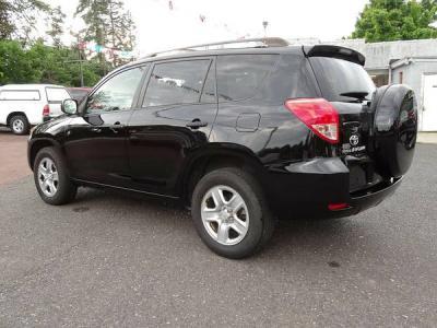 voitures dakar toyota rav4 2008 suv 4 roues motrices couleur noir petites annonces. Black Bedroom Furniture Sets. Home Design Ideas