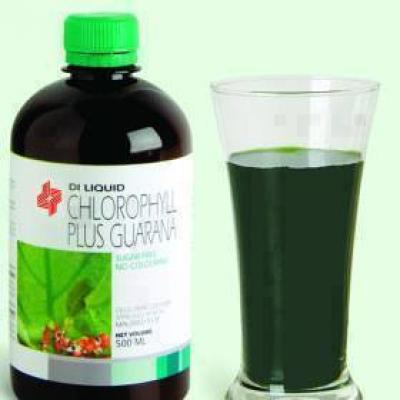 CHLOROPHYLLE PLUS GUARANA