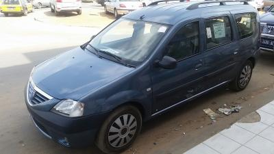 Dacia logan 7 places