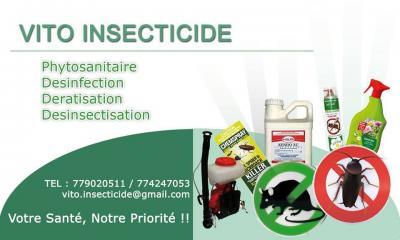 Services dakar produits anti cafard souris punaise moustique mouc petites annonces for Produit anti cafard