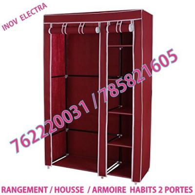 ARMOIRE CHAUSSURE / HABITS