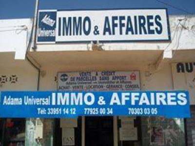 Adama Universal  immobilier