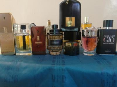 Parfums de classe 100% authentiques