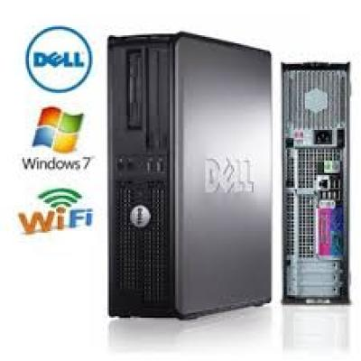 Vends Rapide Uc Dell Core2Duo 250Go disk