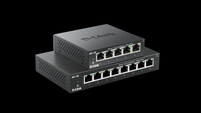 8-port 10/100 desktop switch