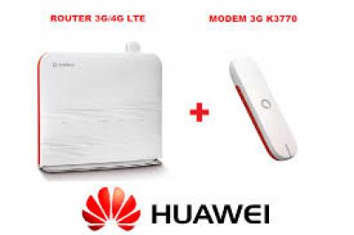 Vends Super Routeur 4G/3G Huawei N 300Mb