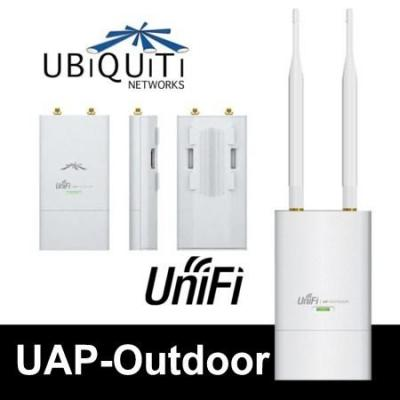 Ubiquiti UniFi UAP-Outdoor+ 2.4GHz  Access Point 3