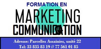 FORMATION EN MARKETING COMMUNICATION