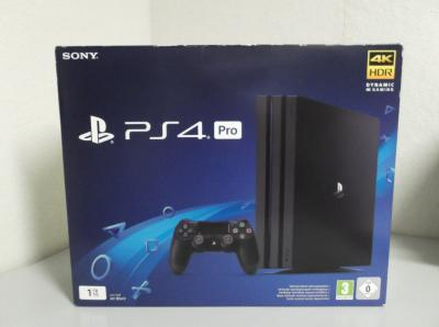 Sony PlayStation 4 Pro - PS4 Pro 1TB 4K Console
