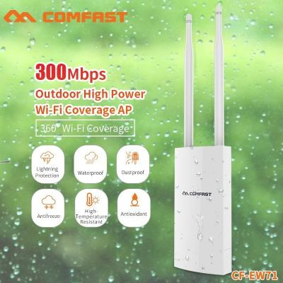Routeur  wifi Outdoor omni N 300 Mb 2.4ghz Multifo