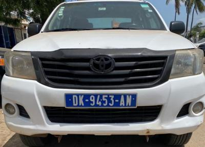 Wanter Toyota Hilux 2012