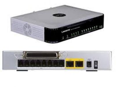 Vends Passerelle Cisco VoIP 8 ports FXS