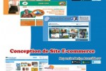 Conception de site ecommerce, site professionnel