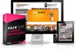 pack site web pro pour agence immo