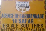 AGENCE DE SECURITE (GARDIENNAGE)