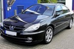 peugeot 607 hdi luxe