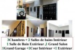 Villa Grand Mbao 220m² TF A 40Million