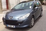 Peugeot 307 type(2) SW 1.6 HDI année 2007