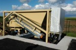 Mobile cold asphalt batching plant SUMAB