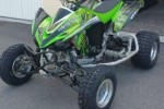Kawasaki450 Kfx R Full Options Homologué