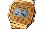 Montre Casio Collection Rétro Gold
