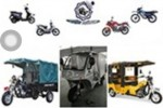 Fournisseur de tricycles, motocyclettes, scooters