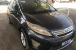 FORD FIESTA 2011 AUTOMATIQUE ESSENCE