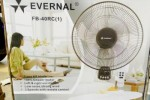 VENTILATEUR EVERNAL MURAL