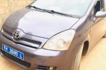 Wanter Toyota Corolla verso 7places