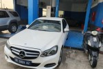 Wanter Mercedes E200 Full Options 2014